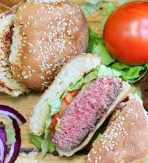 Grilled Burger Temp Chart Sous Vide Burgers Perfect Burgers Every Time