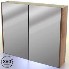 Next mirrored furniture Platinum Next Double Mirror Bathroom Cabinet Oak Nextcouk Next Mirrored Furniture Ebay