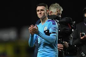 Гол Фодена в ворота «Брайтона» вывел «Манчестер Сити» на третье место