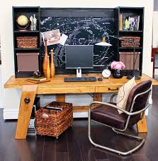 home office picture. Open Concept Home Office Picture