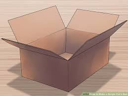 building a cardboard box den image titled make a simple cat s bed step 1