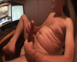 Horny grandfathers solo jerk off