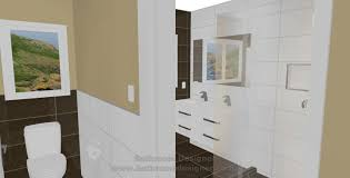 Tiled Walls bathroom design ideas 1760 by xevi.us