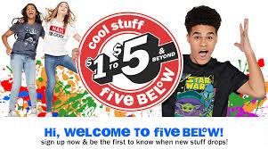 5 below gift card balance. Five Below Let Go Have Fun