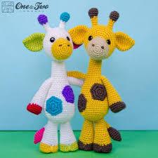 Crochet Giraffe Pattern Enchanting Geri The Giraffe Amigurumi Crochet Pattern