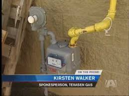 how a gas meter works gas meter thefts youtube