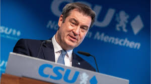 Cabinet söder is the name of any of two cabinets in the german state of bavaria led by markus söder: Markus Soder Frau Familie Kinder Alle Infos Zum Csu Chef Waz De