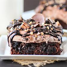 Triple Chocolate Poke Cake Swanky Recipes