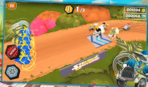 amazon formula cartoon all stars crazy cart racing with your favorite cartoon network characters app for android