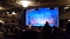 Forrest Theater Philadelphia Seating Chart View From Orchestra Right Row V Seat 24 Highly Recommended