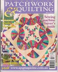 Australian Patchwork & Quilting - SEVEN magazines -and Choose from ... & Image is loading Australian-Patchwork-amp-Quilting-SEVEN-magazines -and-Choose- Adamdwight.com