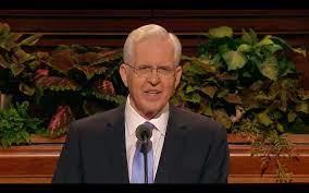 Elder D. Todd Christofferson: 'The Joy of the Saints' - Church News