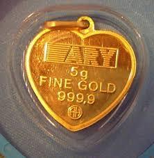 gold 999 9 5 gram kinne bar ary