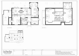 4 bedroom detached house plans bungalow best of bungalow floor plans luxury dormer house uk designs