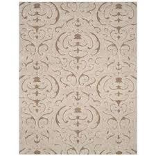 florida cream beige 9 ft x 12 ft area rug