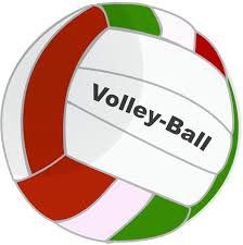 Volleyball Word The Picture For The Word Sports Ball Volleyball Word