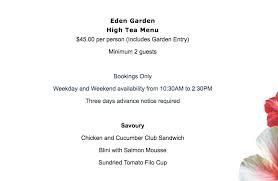 eden gardens cafe