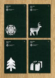 Creative Christmas Cards Card Design Inspiration Best Greetings Cards Designs Indesign