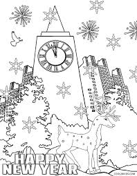 Small Picture Disney New Years Eve Coloring Pages Coloring Pages