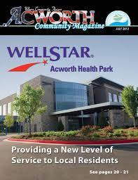 issue by acworth community magazine issuu