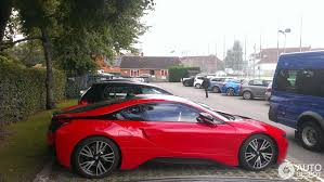 bmw 2015 i8 red. Interesting Red SHARE THE ARTICLE Throughout Bmw 2015 I8 Red E