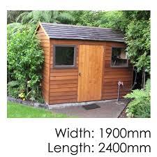 cedar garden shed. Cedar Sherwood Timber Shed Montrose Garden D