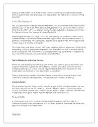 Write An Impressive Cover Letter Samples Of The Best Cover