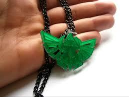 legend of zelda necklace hyrule s royal crest