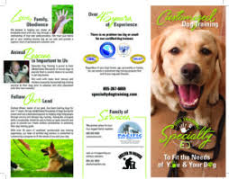 Dog Trainer Resume The San Diego Dog Trainers Of Specialty Dog Training