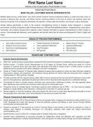 Resume Objectives For Customer Service Blaisewashere Com
