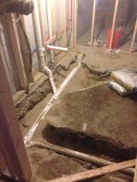 adding a basement bathroom. Plumbing Basement Bathroom Grafton MA Heating Air Installing Drain . Adding A