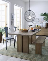 Crate And Barrel Glass Dining Table Dining Set Nordstrom Furniture Wooden Dining Tables Crate And