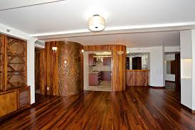 hawaiian koa wood flooring renovated kitchen