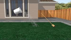 artificial grass installation. 6 Artificial Grass Installation