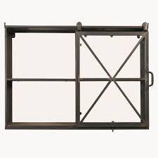 granville iron sliding glass door