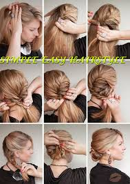 simple easy hairstyle 4