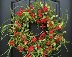 front door wreaths for summerFront Porch Wreaths SUMMER WREATHS Lemons and Blueberry