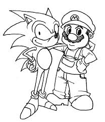 Sonic The Hedgehog Coloring Pages Pdf Sonic Hedgehog Coloring Pages