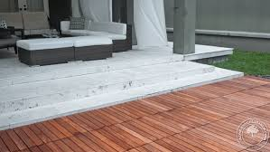 can you install advantage deck tiles