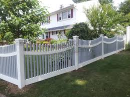 vinyl picket fence front yard. Perfect Fence Picket Styles In Vinyl Fence Front Yard K