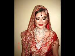 video tutorial traditional indian stani bridal makeup