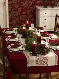 Christmas Tablescape.