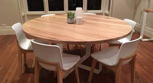 round dining table for 6 com within plans 0