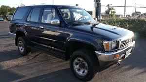 1991 Toyota 4 Runner 4x4 SR5 2 Owner FOR SALE $2999 - YouTube