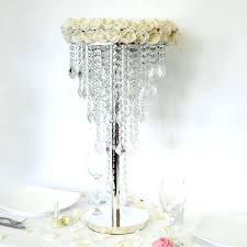 stirring crystal chandelier table centerpieces lovely crystal table chandelier wedding mall crystal tabletop chandelier centerpieces for