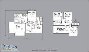 2280 sq ft adirondack floorplans