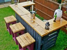 pallet furniture garden. Garden Furniture From Pallet Unique Ecological And Inexpensive A