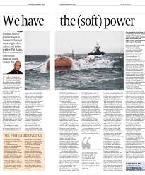 diplomacy soft power nation branding and scottish independence scotsman essay