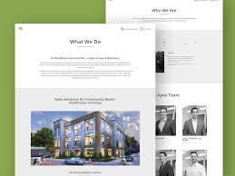 Apex Design Build Rosemont Il Web Design And Development For Apex Design Build By Digital