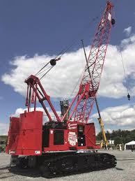 140 Ton Crane Load Chart Crawler Cranes Forward Advance Article Khl